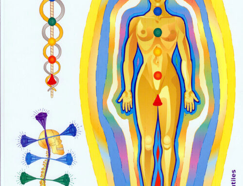 Armonizamos los chakras con terapias de luz – Equilibramos tu energía a través del péndulo hebreo